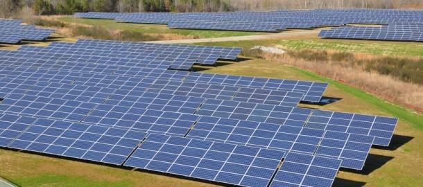 Solceller är viktiga i Tysklands energiomställning Die Energiewende